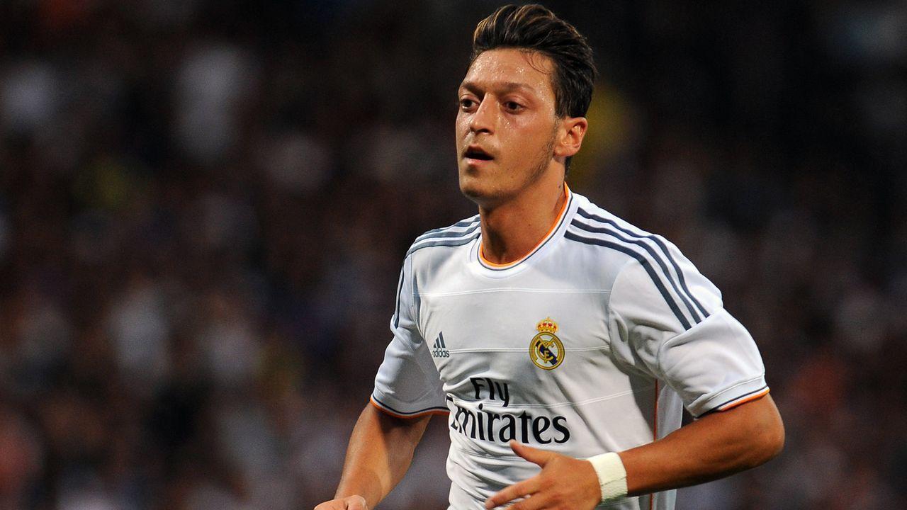 Mittelfeld - Mesut Özil - Bildquelle: 2013 Getty Images