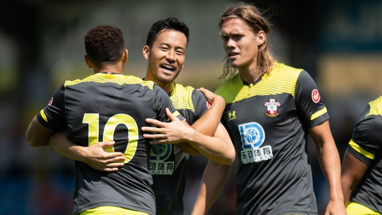 8. FC Southampton - Bildquelle: 2019 Getty Images