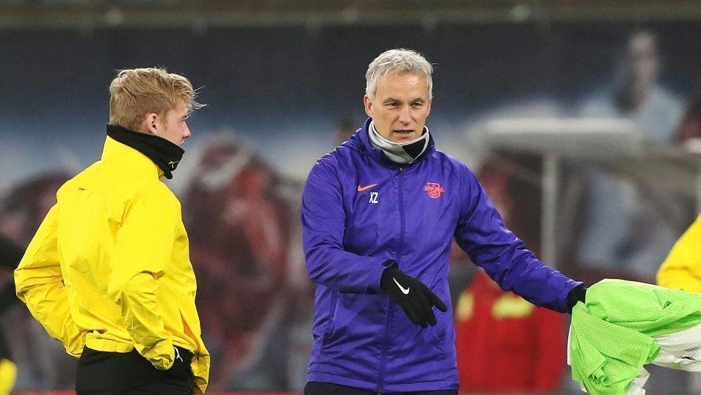 Xaver Zembrod ist einer der neuen Co-Trainer bei Bayern - Bildquelle: FIROFIROSID