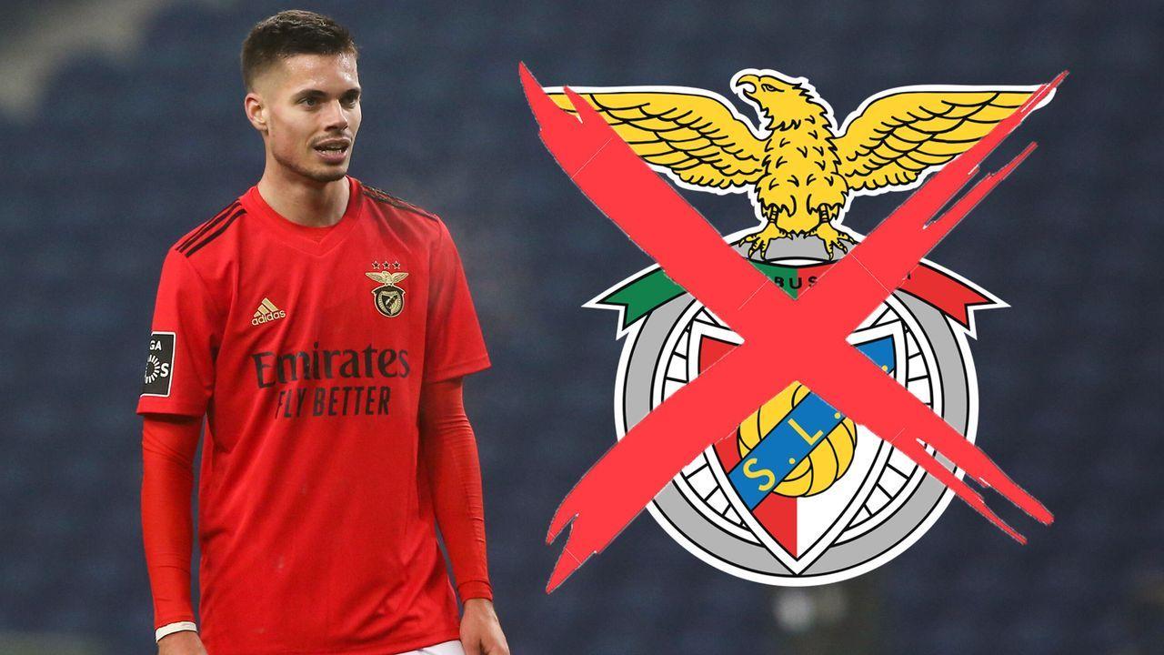 Julian Weigl (Benfica Lissabon) - Bildquelle: imago images/Pro Sports Images