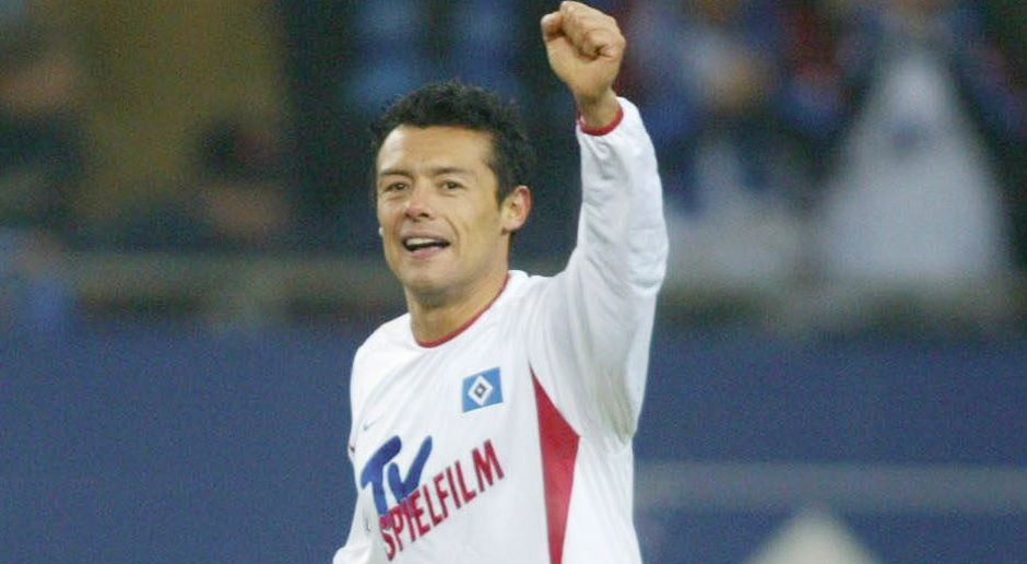 Offensives Mittelfeld: Rodolfo Esteban Cardoso (Hamburger SV) - Bildquelle: Getty