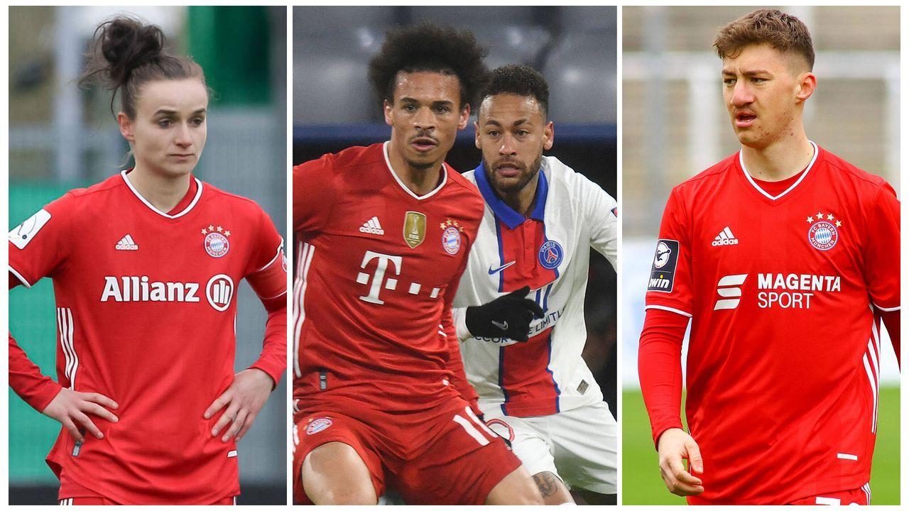 FC Bayern: Titelregen oder Schreckensszenario? - Bildquelle: imago