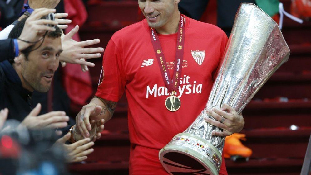 Sevilla will Reyes zu Ehren das EL-Finale ausrichten - Bildquelle: PIXATHLONPIXATHLONSID