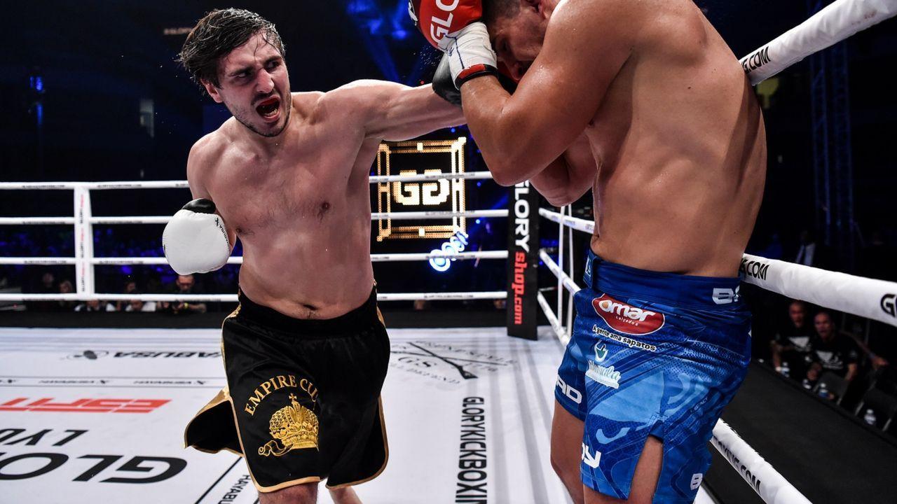Artem Vakhitov (RUS), Halbschwergewicht (-95 Kilo) - Bildquelle: Glory