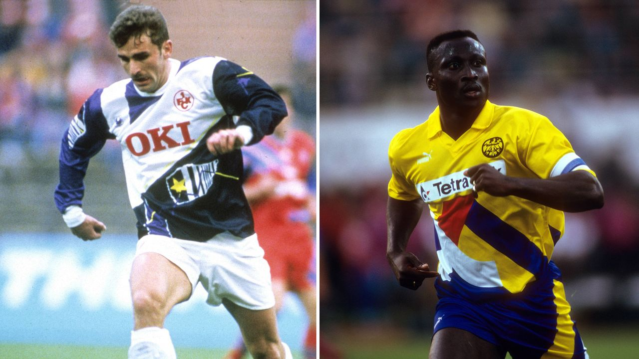 Saison 1993/94 - Bildquelle: Imago Images