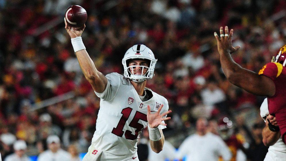 Wird David Mills der nächste Quarterback im NFL Draft? - Bildquelle: Imago Images