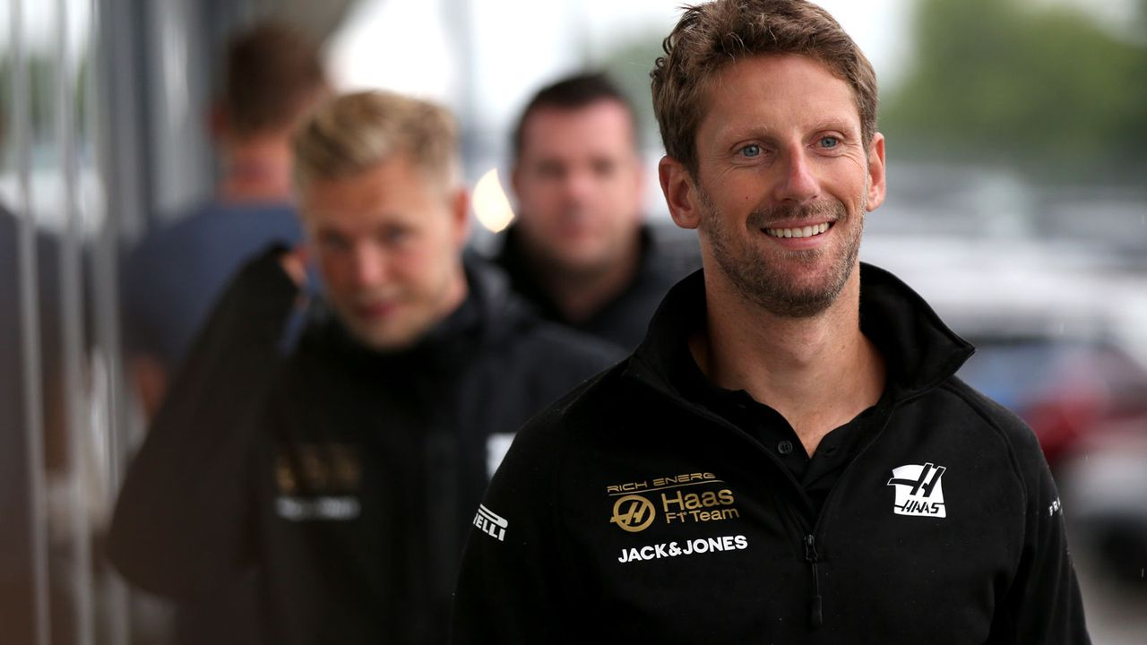 Romain Grosjean (Haas F1 Team) - Bildquelle: 2019 Getty Images
