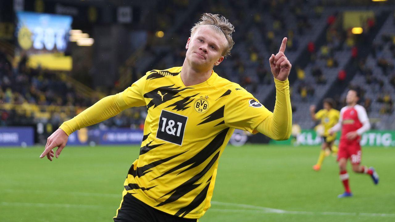 Erling Haaland (Borussia Dortmund) - Bildquelle: 2020 Getty Images