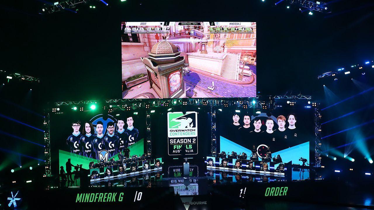 Platz 4: Overwatch - Bildquelle: Getty Images