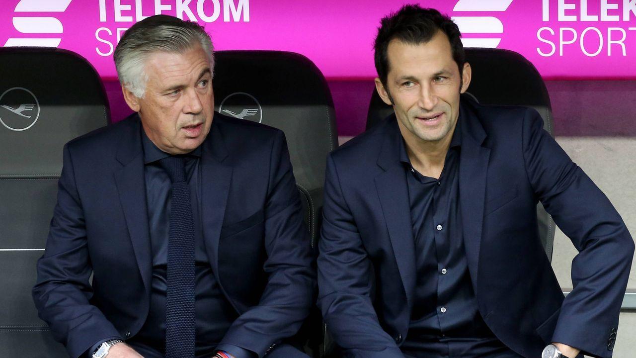 Rauchverbot für Ex-Trainer Carlo Ancelotti - Bildquelle: imago/Eibner