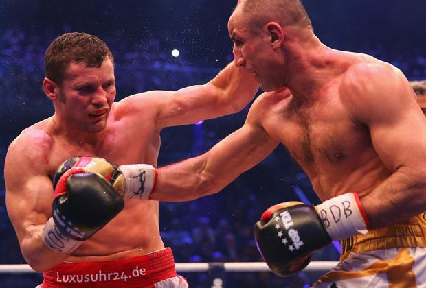 Robert Stieglitz vs. Arthur Abraham - Bildquelle: Getty