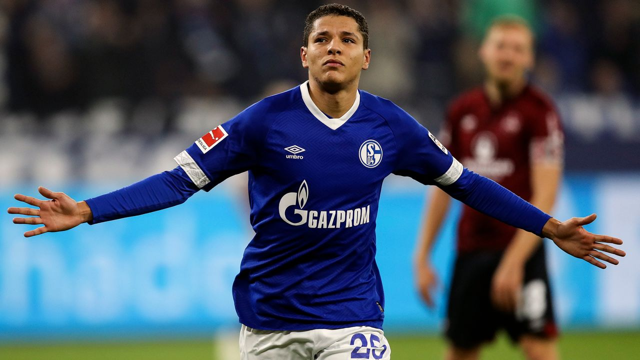 Amine Harit (FC Schalke 04) - Bildquelle: 2018 Getty Images