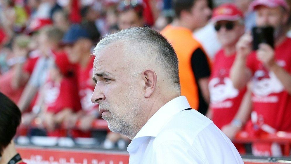 Bundesliga: Union und Zingler erwarten Urteil - Bildquelle: FIRO/FIRO/SID/
