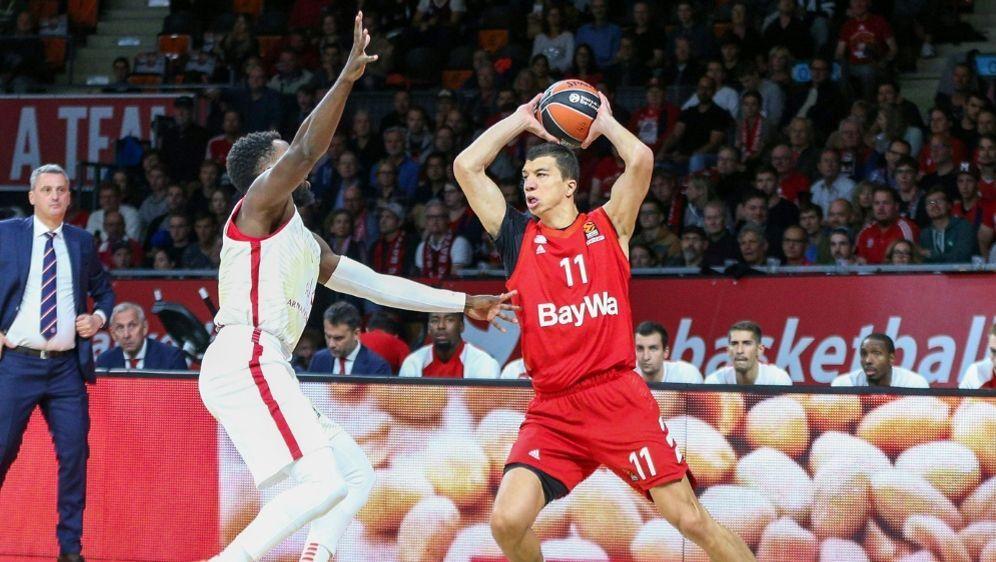 Bayern verliert erneut in der EuroLeague - Bildquelle: PIXATHLONPIXATHLONSID