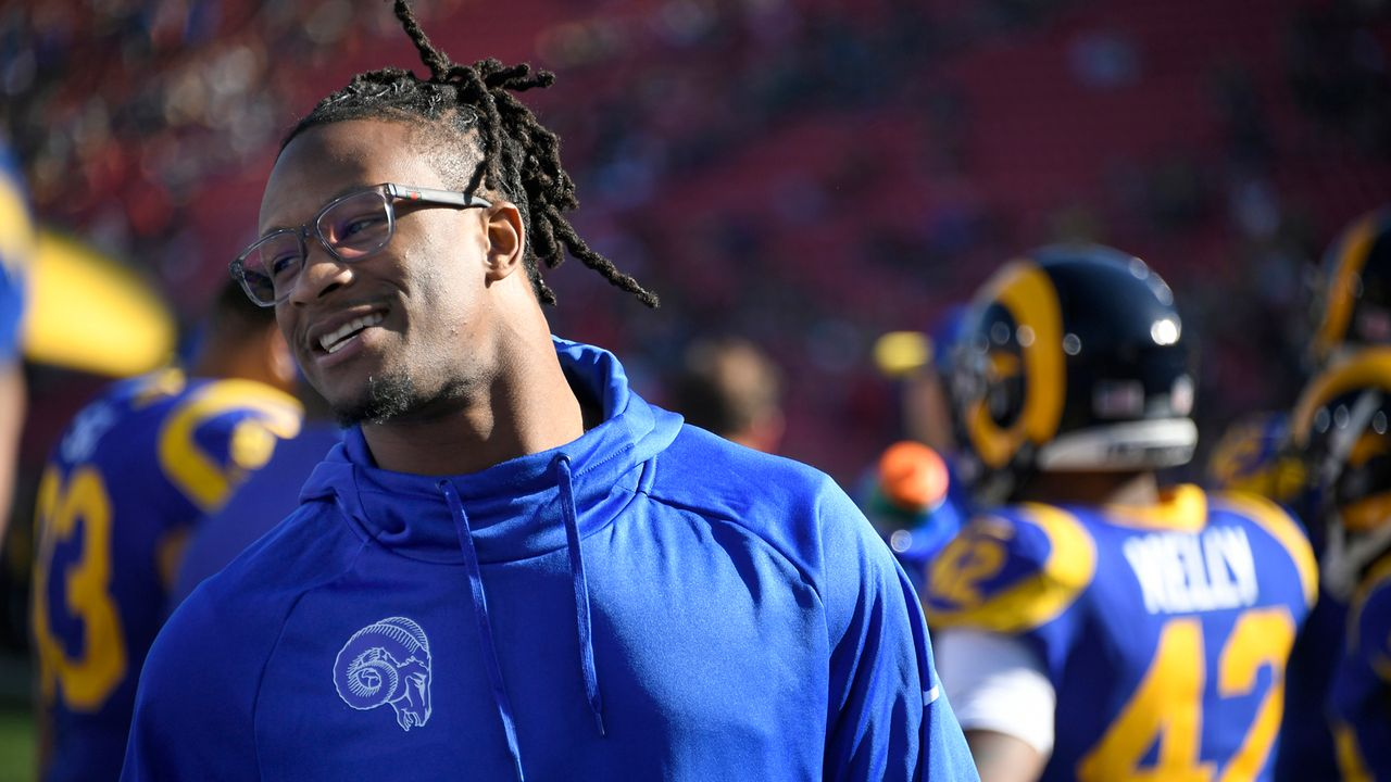 Todd Gurley (12 Punkte) - Bildquelle: 2018 Getty Images