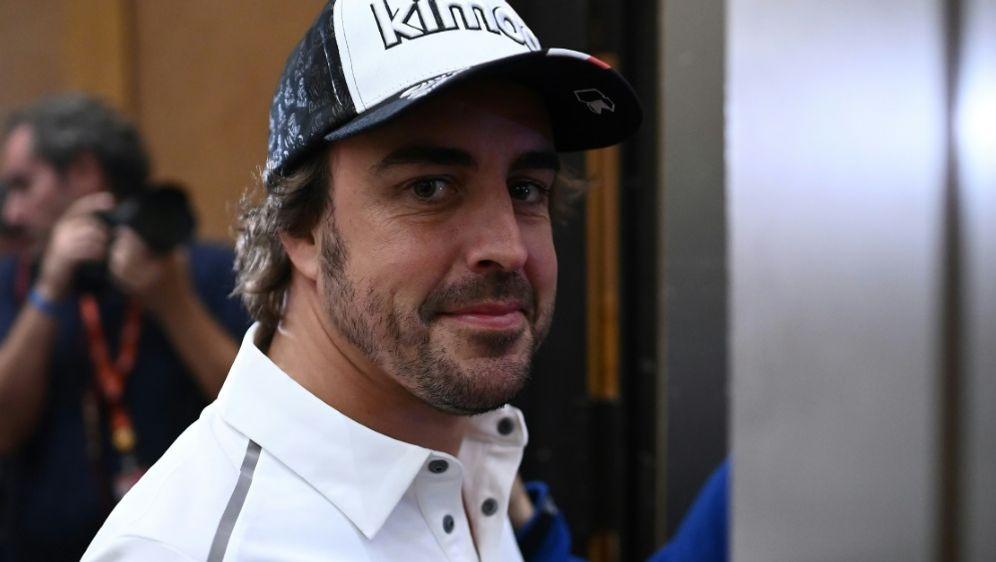 Fernando Alonso schließt Rückkehr in Formel 1 nicht aus - Bildquelle: AFPSIDFRANCK FIFE