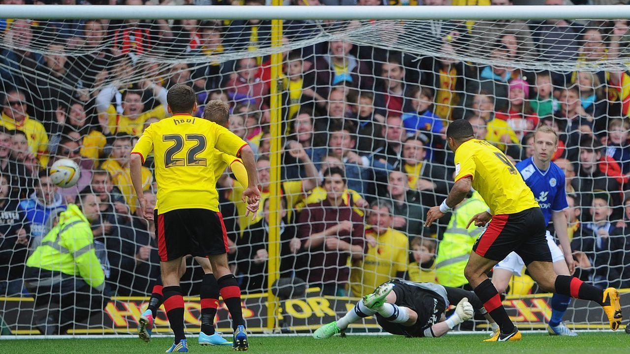 Troy Deeney (FC Watford) - Bildquelle: 2013 Getty Images