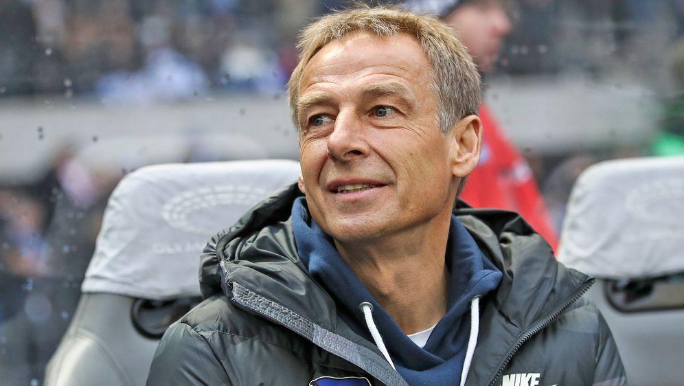 Jürgen Klinsmann hat mit Hertha BSC abgerechnet. Auch wenn die Empörung groß... - Bildquelle: Getty