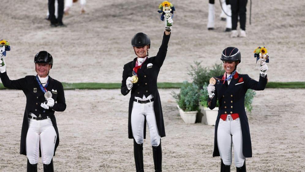 Bisher holten deutsche Athleten wenige Goldmedaillen - Bildquelle: AFPSIDBEHROUZ MEHRI
