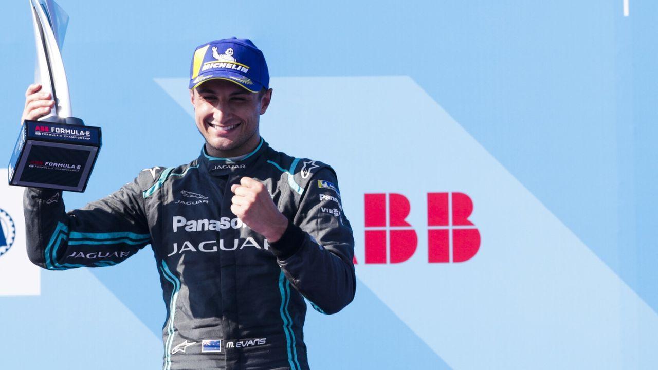 Mitch Evans - Bildquelle: Motorsport Images