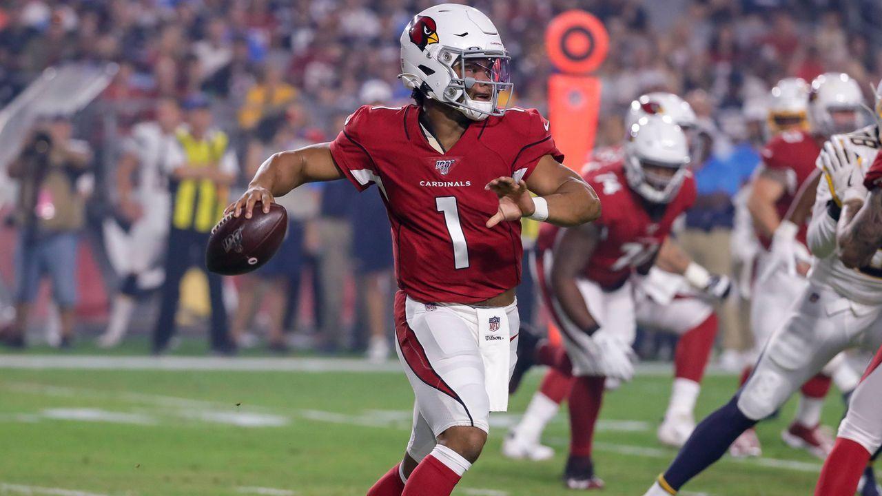 Kyler Murray (Arizona Cardinals) - Bildquelle: imago images / Icon SMI