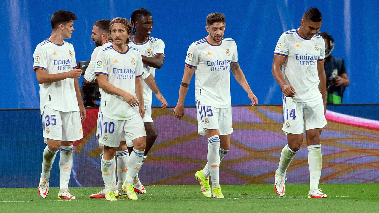 Platz 6: Real Madrid - Bildquelle: imago images/Action Plus