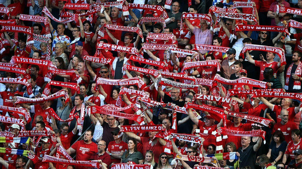 Platz 17: 1. FSV Mainz 05 (Opel Arena)  - Bildquelle: 2019 Getty Images