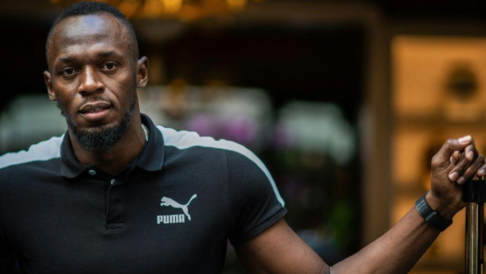 Usain Bolt ist jetzt auch Musikproduzent - Bildquelle: AFP/SID/MARTIN BUREAU