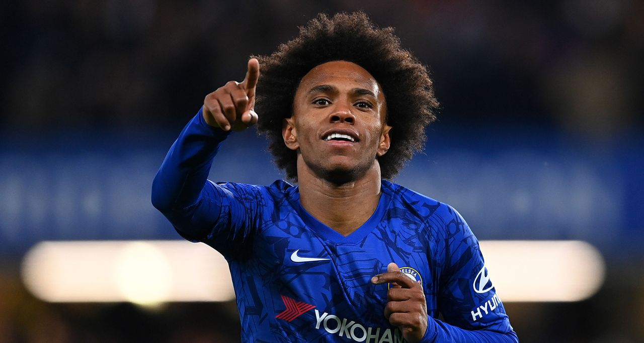 Willian (FC Arsenal) - Bildquelle: 2020 Getty Images