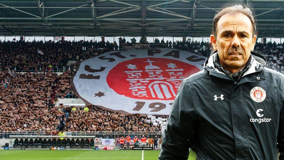 Soll den FC St. Pauli aus der Krise führen und wieder auf die Erfolgsspur br... - Bildquelle: imago