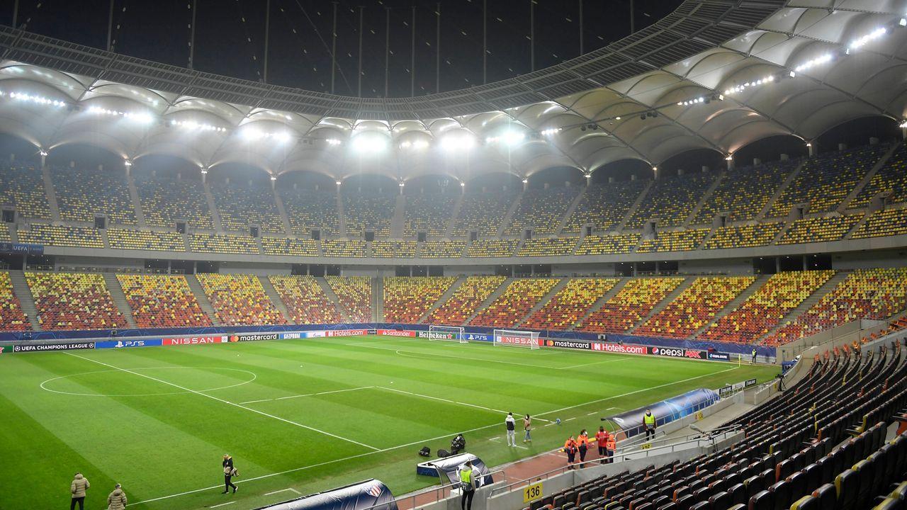 Bukarest - Arena Nationala - Bildquelle: imago images/Alex Nicodim
