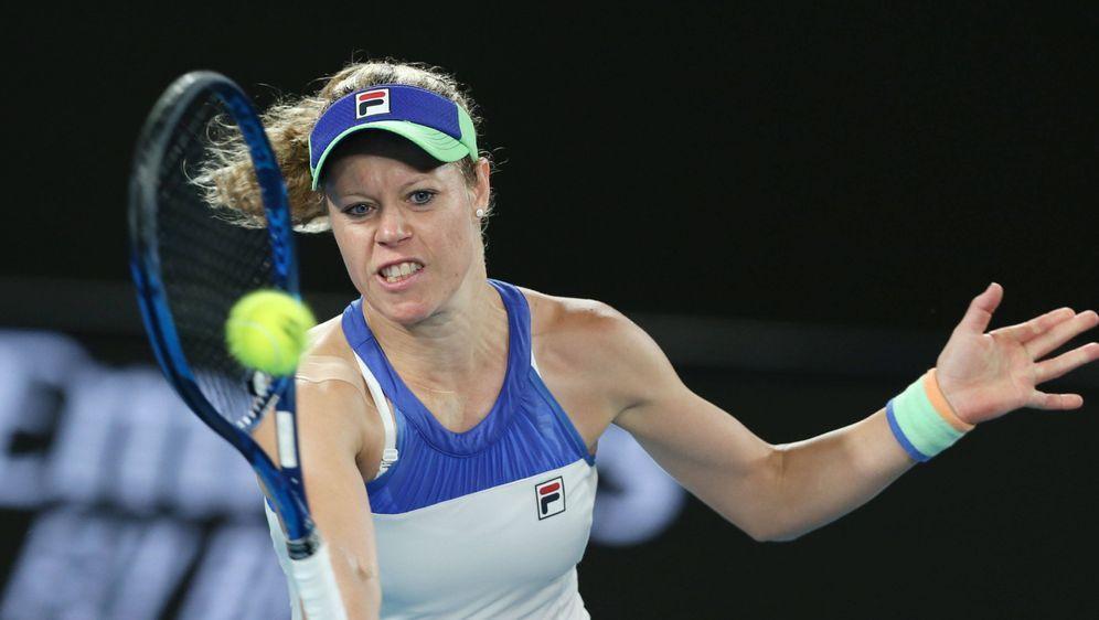 Laura Siegemund spielt das erste Match in Brasilien. - Bildquelle: imago