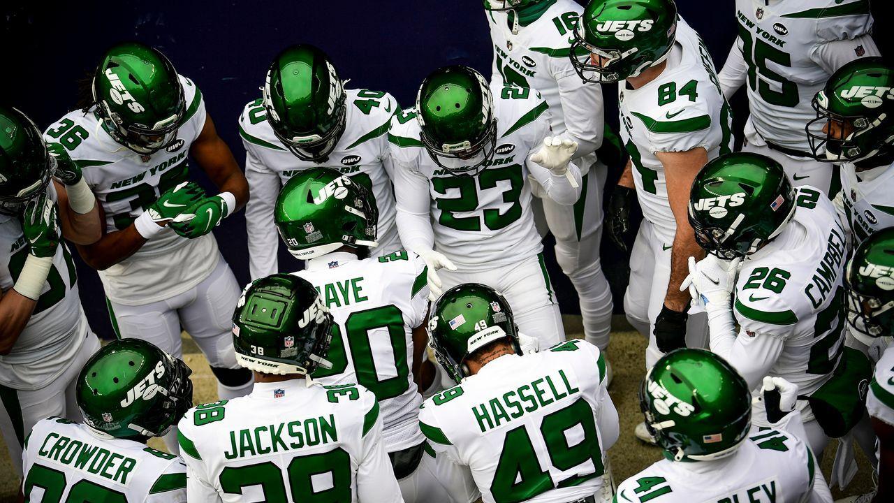 New York Jets - Bildquelle: 2021 Getty Images