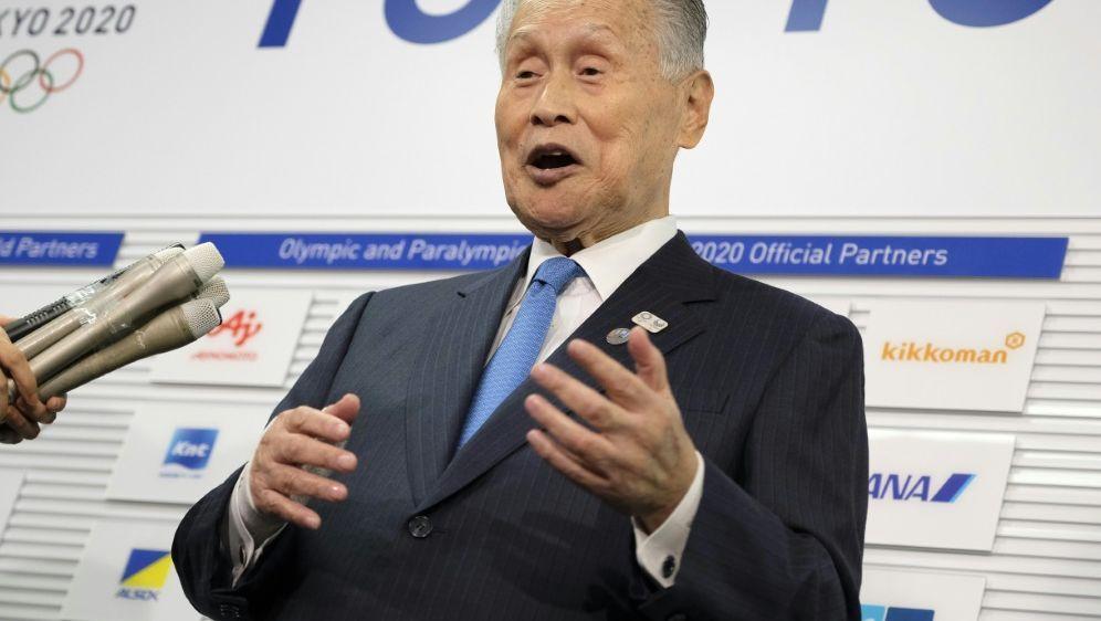 Tokio-Chef weist Gerüchte zurück - Bildquelle: AFPSIDKAZUHIRO NOGI
