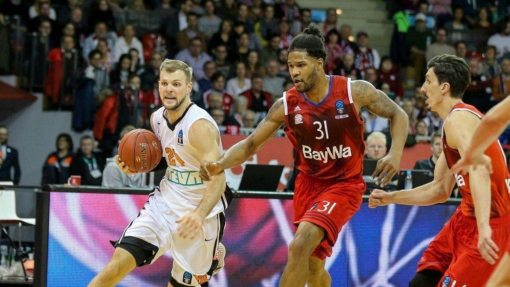 Eurocup Basketball Spielplan