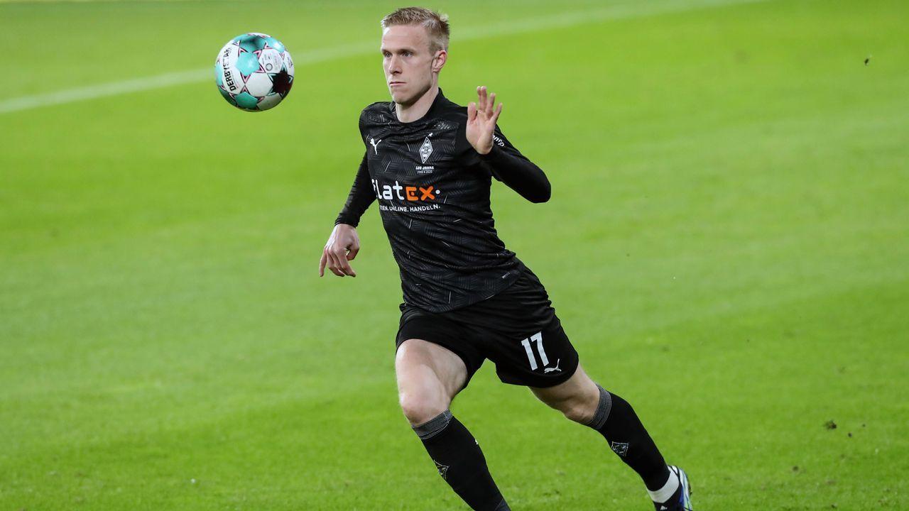 Oscar Wendt (seit 2011 bei Borussia Mönchengladbach) - Bildquelle: imago images/Christian Schroedter
