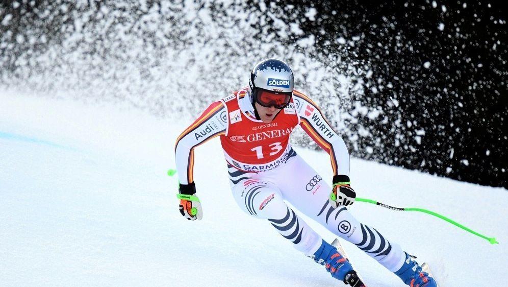 Skirennläufer Thomas Dreßen - Bildquelle: AFPSIDCHRISTOF STACHE