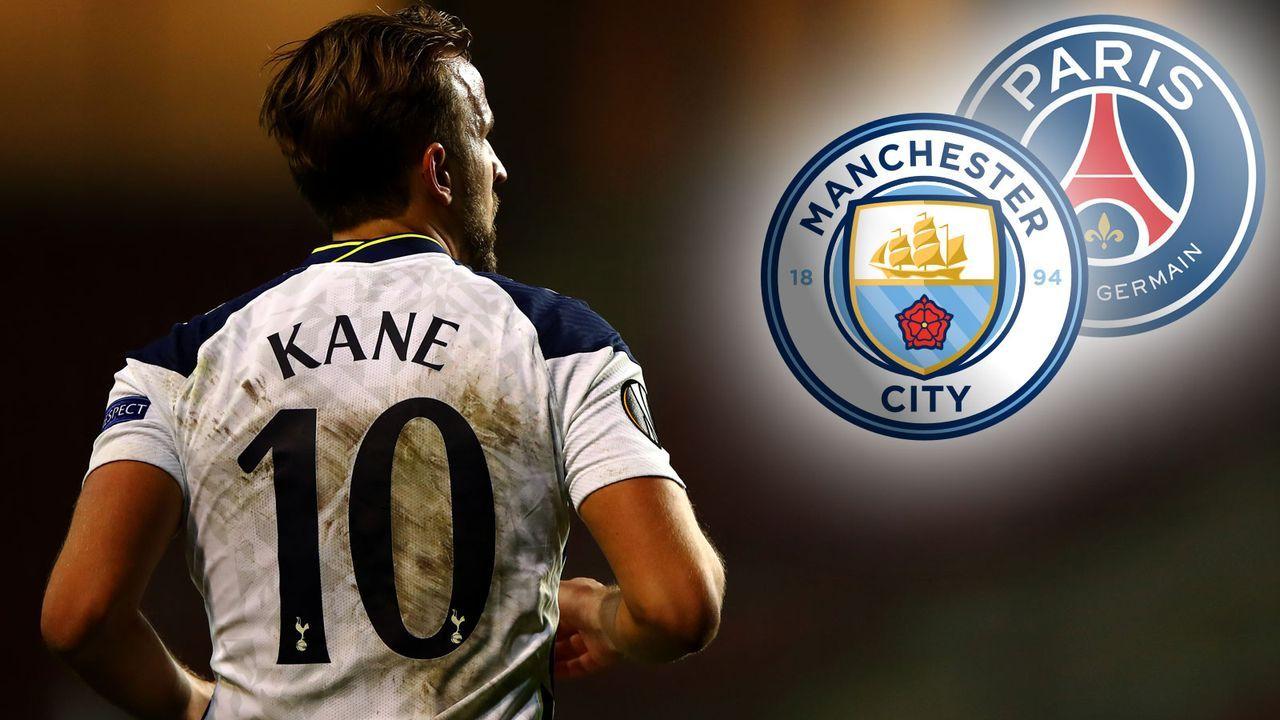 Harry Kane (Tottenham Hotspur) - Bildquelle: Getty Images