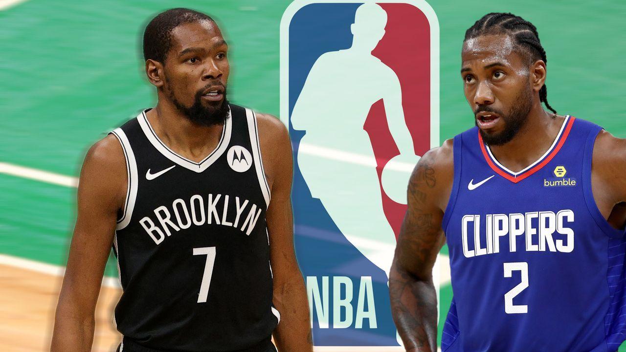 Diese NBA-Stars bekommen neue Verträge - Bildquelle: Getty