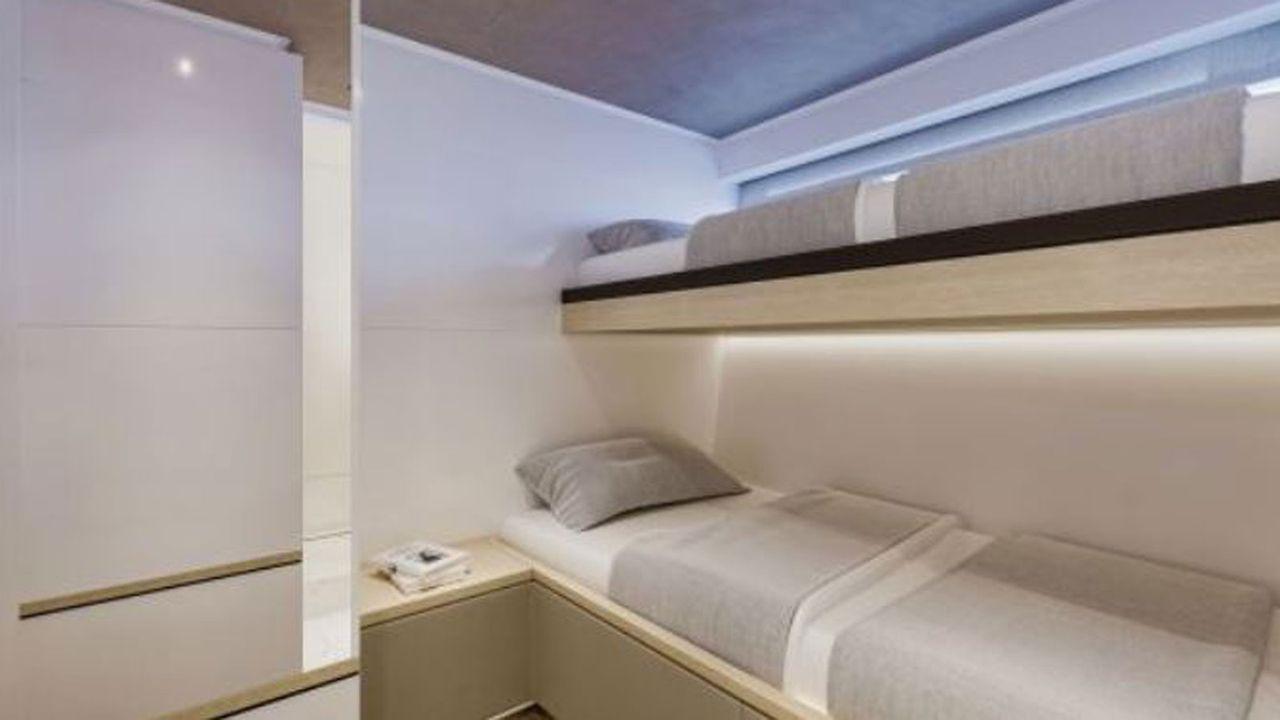Genug Platz für Mitreisende - Bildquelle: wajer.com/models/wajer-77