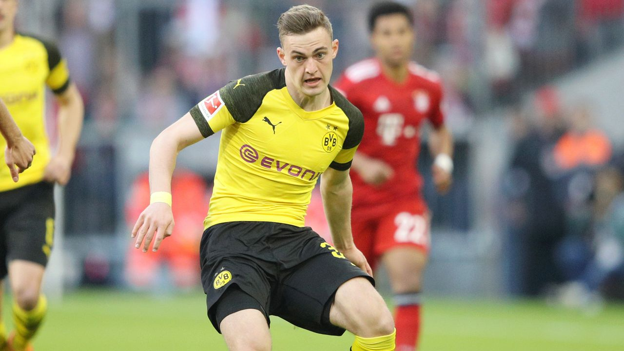 Jacob Brunn Larsen (BVB) - Bildquelle: Getty