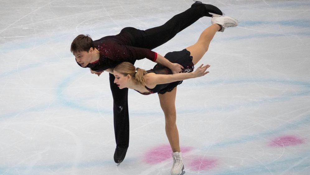 Auch 2020 dabei: Minerva-Fabienne Hase und Nolan Seegert - Bildquelle: AFPSIDNicolas Datiche