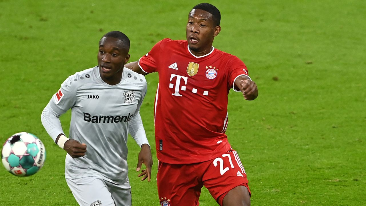 David Alaba - Bildquelle: 2021 Getty Images