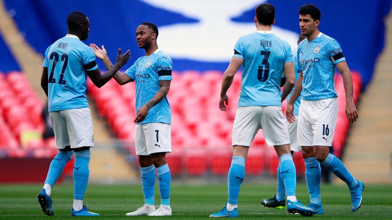 Manchester City - Bildquelle: 2021 Getty Images