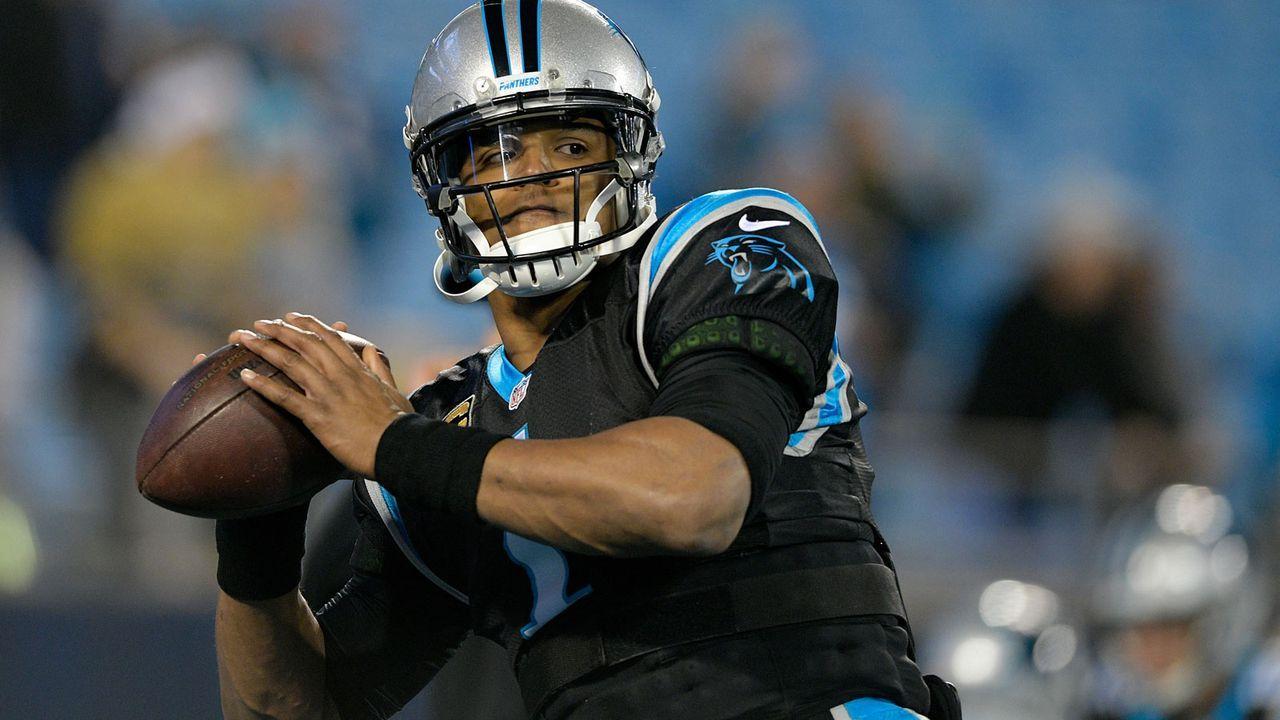 Gesamt-Statistiken (Touchdowns und Interceptions) - Bildquelle: Getty Images