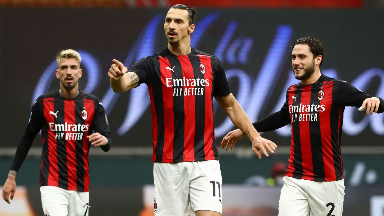 Zlatan Ibrahimovic (AC Mailand) - Bildquelle: Imago Images