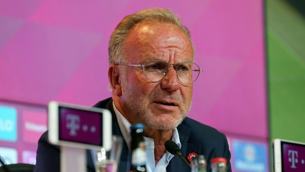 Rummenigge macht sich keine Sorgen um seine Bayern - Bildquelle: FIROFIROSID