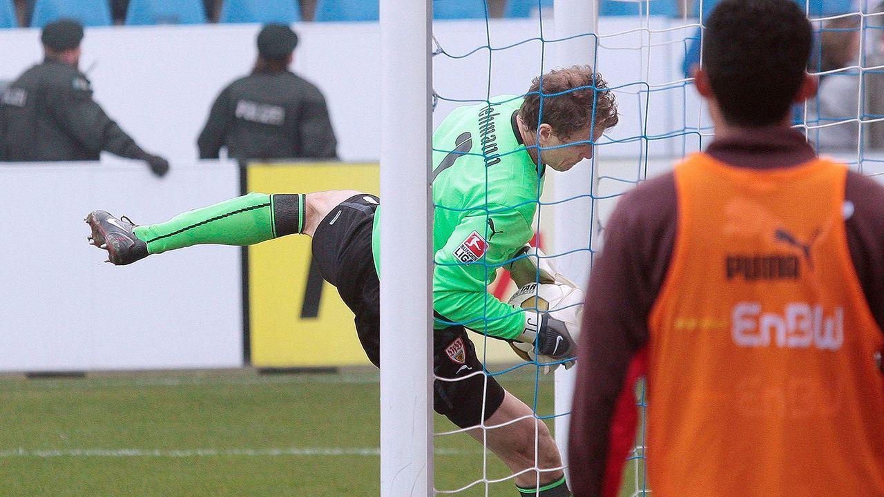Jens Lehmann (VfB Stuttgart)  - Bildquelle: imago sportfotodienst