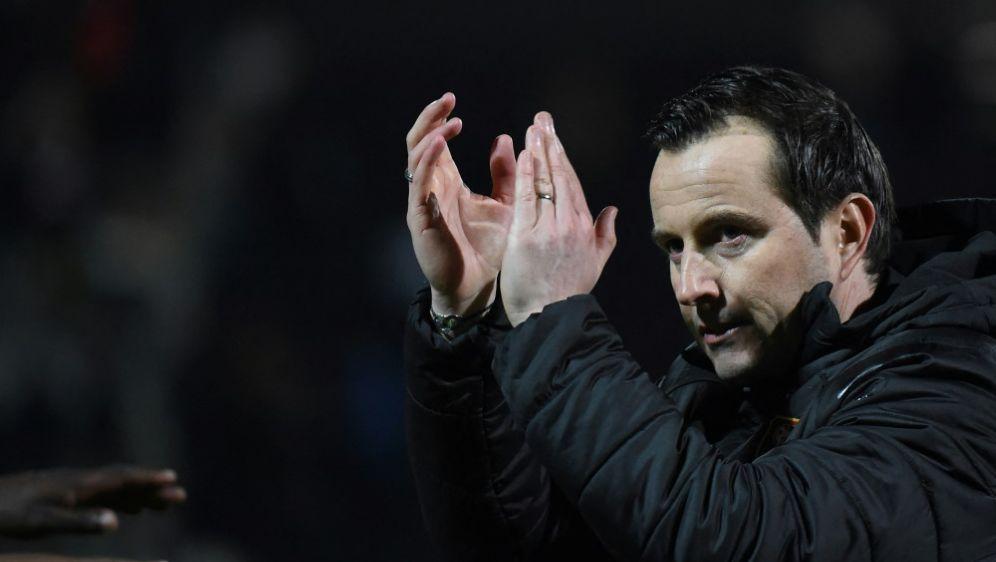 Julien Stephan nicht mehr Trainer bei Rennes - Bildquelle: AFPSIDJEAN-FRANCOIS MONIER