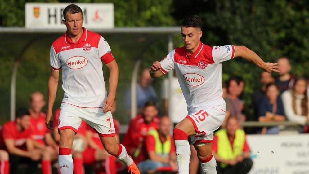 Fortuna Düsseldorf spielt bislang eine gute Vorbereitung - Bildquelle: FIROFIROSID